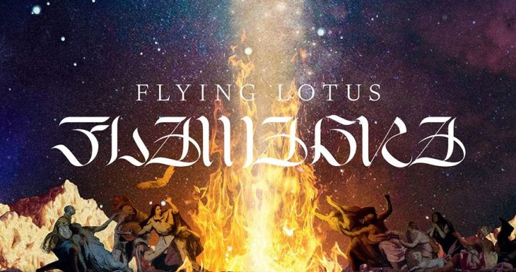 flying lotus, flying lotus flamagra, flying lotus new album, flying lotus anderson paak, flying lotus david lynch