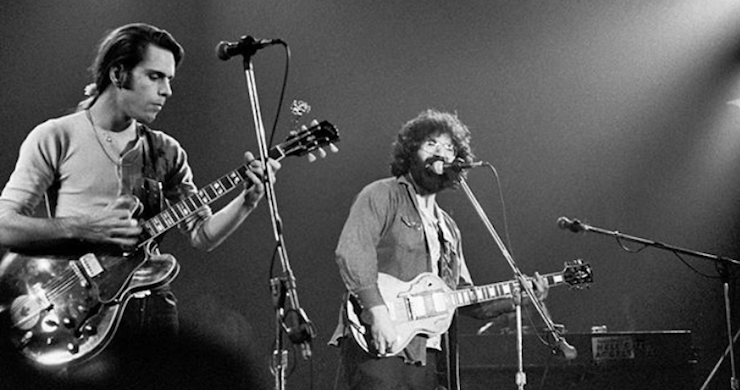 "Grateful Dead Perform ""Truckin"", ""Morning Dew"" From 'Europe '72' In London On This Day In 1972 [Listen]"