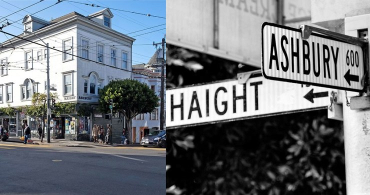 Its Historic National Treasure But We >> Haight Ashbury Officially Designated A National Treasure By