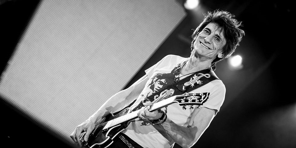 Celebrate Ronnie Wood's Birthday With Classic Footage Of The Faces From 1971