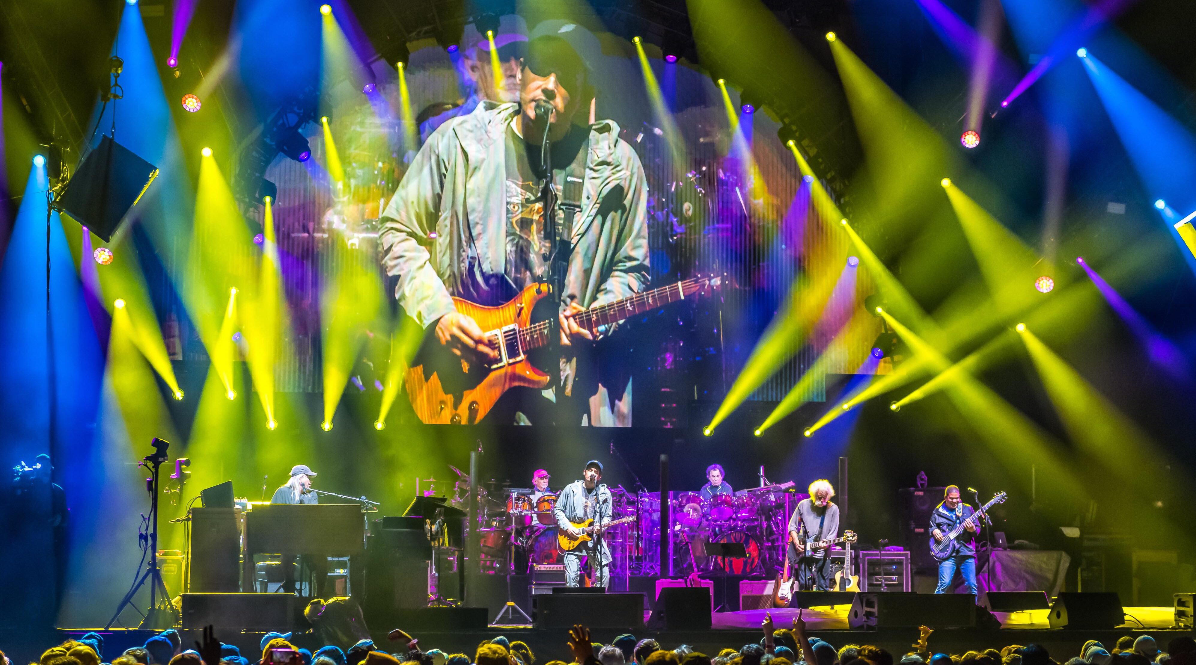 Dead & Company Plays 'Til The Midnight Hour At Saratoga Performing Arts Center [Videos]