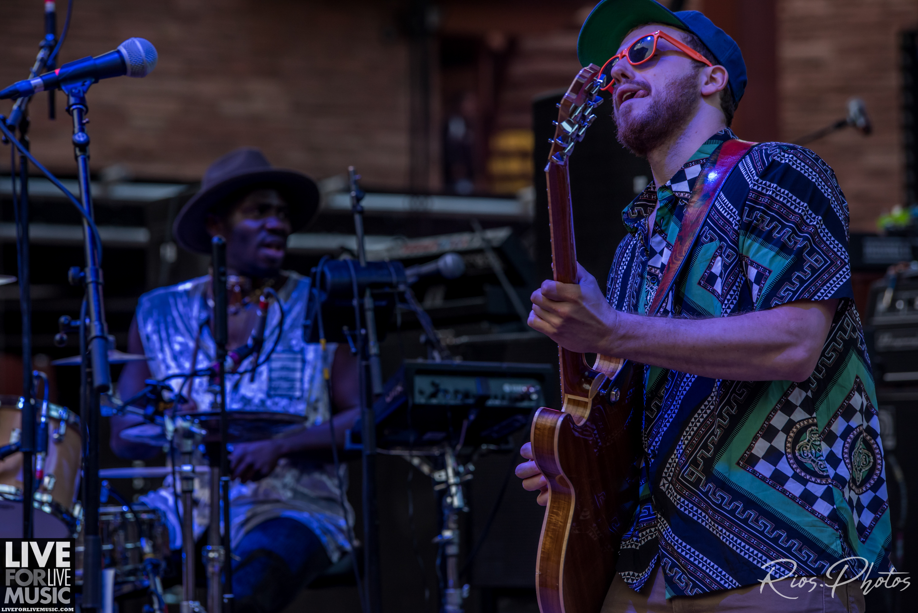Lettuce Delivers Funk-Lathered Red Rocks Amphitheatre Blowout [Photos]
