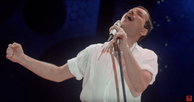 "Previously Unreleased Freddie Mercury Video For 1986's ""Time"" Emerges [Watch]"