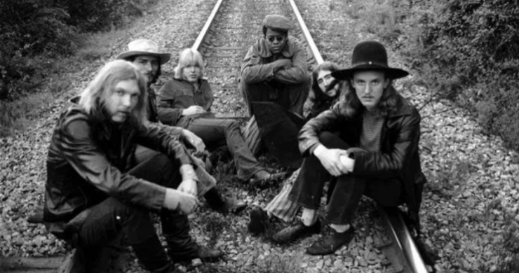 """Allman Brothers Band Shares """"Midnight Rider"""" From Forthcoming 'Fillmore West 1971' Live Album [Listen]"""