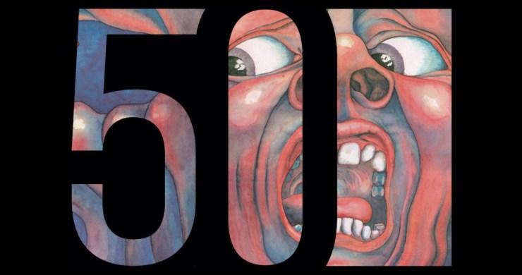 King Crimson, King Crimson 50th Anniversary, King Crimson 50 tour, king crimson tour, king crimson 50, king crimson spotify