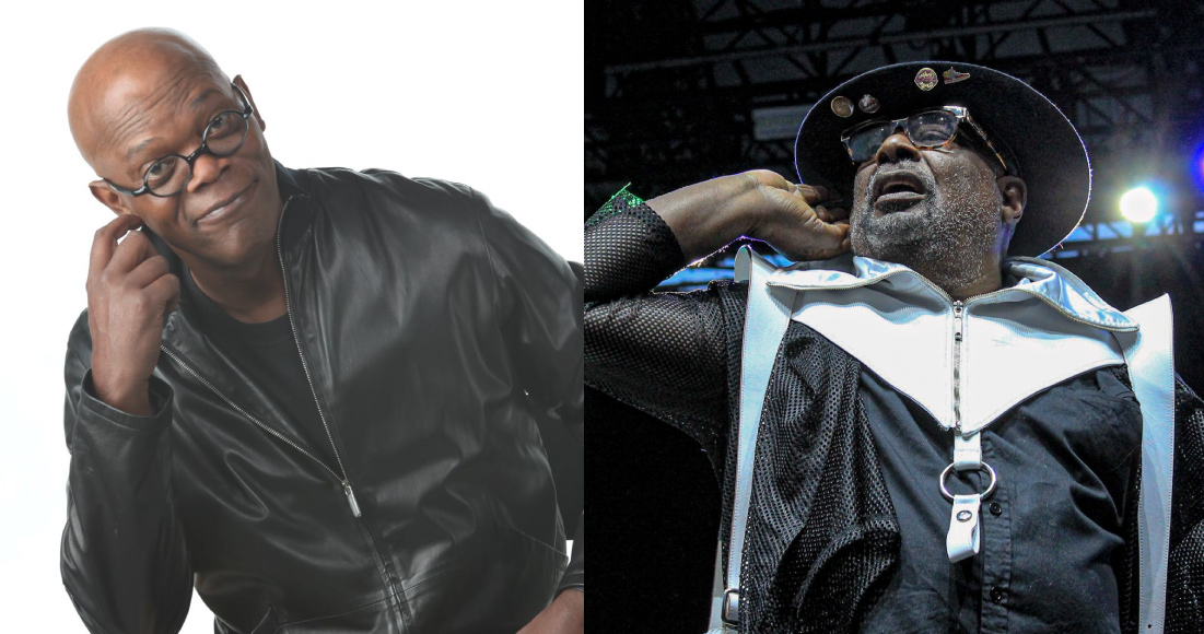 Samuel L. Jackson To Portray Funk Icon George Clinton In Upcoming Neil Bogart Biopic