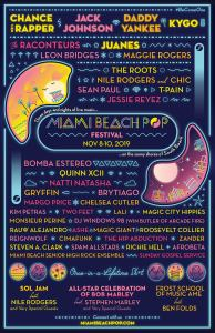 Miami Beach Pop, Miami Beach Pop Festival