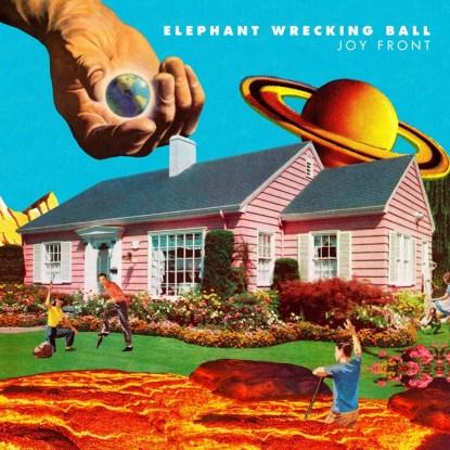 elephant wrecking ball, elephant wrecking ball music, elephant wrecking ball tour