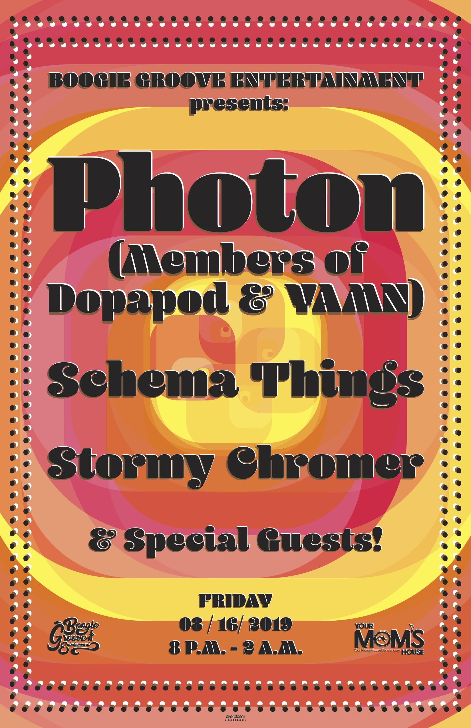 Photon, Photon Your Mom's House, Photon Denver