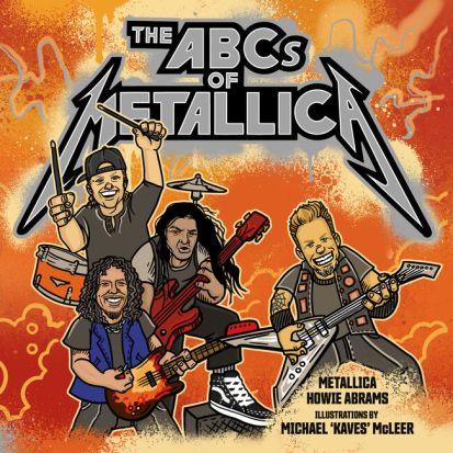 The ABCs of Metallica, metallica book