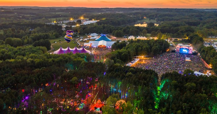 electric forest, electric forest 2019, electric forest recap, electric forest police, electric forest michigan state police