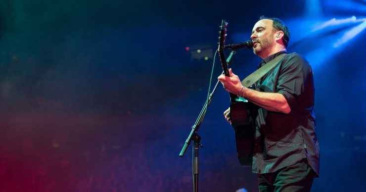 Dave Matthews Band, Preservation Hall Jazz Band Honor Dr. John At Alpine Valley Music Theatre [Watch]
