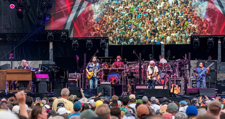 Dead & Company's 2019 Tour Biggest To Date, Grosses Over $40 Million