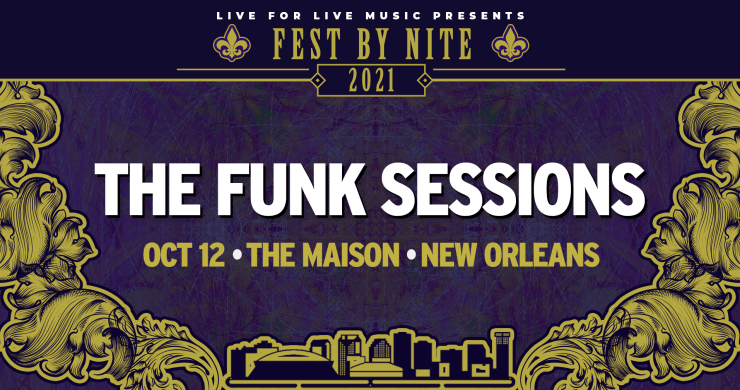 the funk sessions, funk sessions new orleans, funk sessions jazz fest