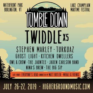 Twiddle, twiddle tumble down, tumble down 2019, tumble down 2019 tickets