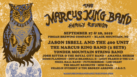 marcus king band family reunion 2019