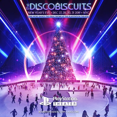 disco biscuits, disco biscuits new years, disco biscuits new years run, disco biscuits nyc, disco biscuits tickets, disco biscuits tour, disco biscuits playstation