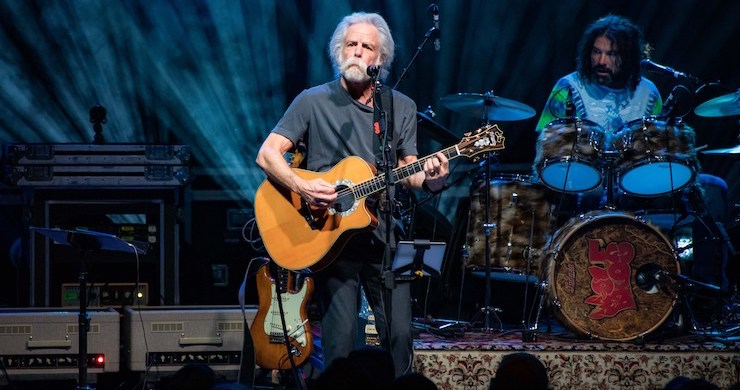 Bob Weir To Join Steel Pulse & The Soul Rebels At LOCKN'