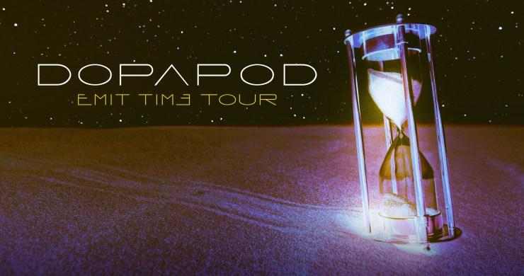 dopapod, dopapod emit time, dopapod emit time tour, dopapod tour, dopapod tour 2019, emit time, dopapod, dopapod emit time