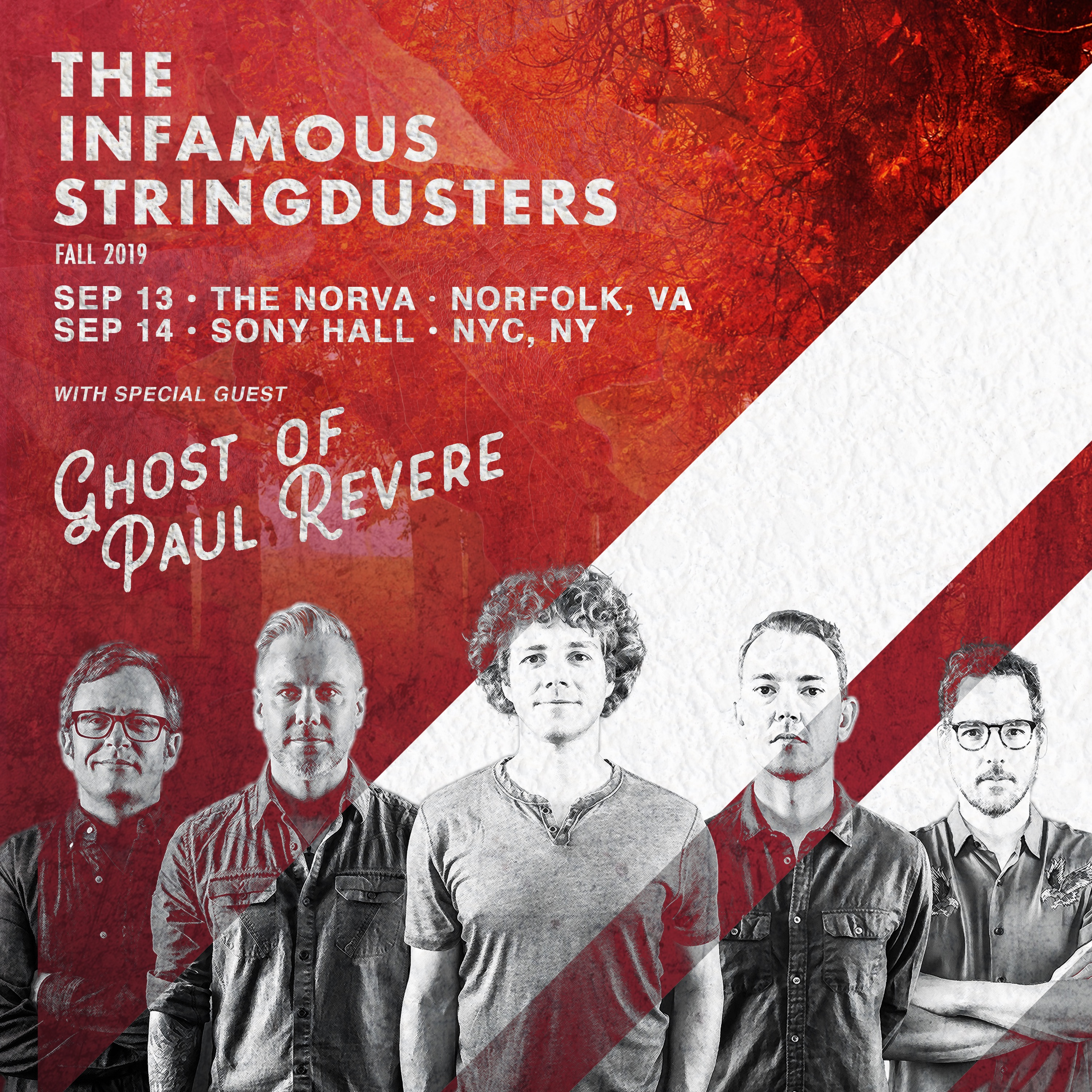 Infamous Stringdusters, Infamous Stringdusters Sony Hall, Infamous Stringdusters NYC