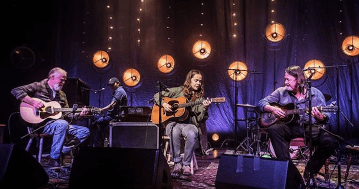 """Widespread Panic Welcomes Billy Strings, Revives """"Geraldine"""" For Night 2 At Nashville's Ryman Auditorium [Videos]"""
