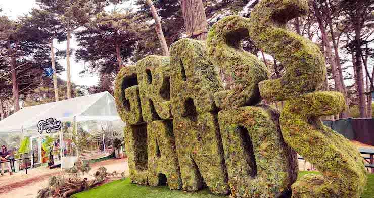 Outside Lands Announces Return Of 'Grass Lands' For Cannabis Sale, Consumption