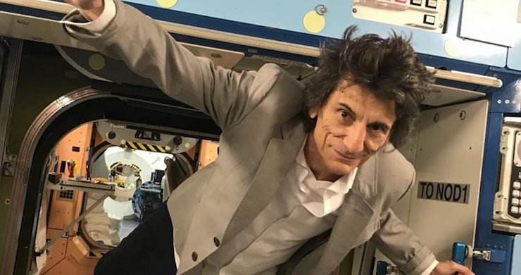ronnie wood chuck berry