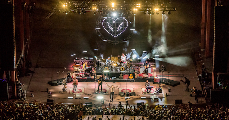 the revivalists red rocks, the revivalists red rocks 2019, the revivalists tour, the revivalists tickets, the revivalists take good care, the revivalists red rocks amphitheatre
