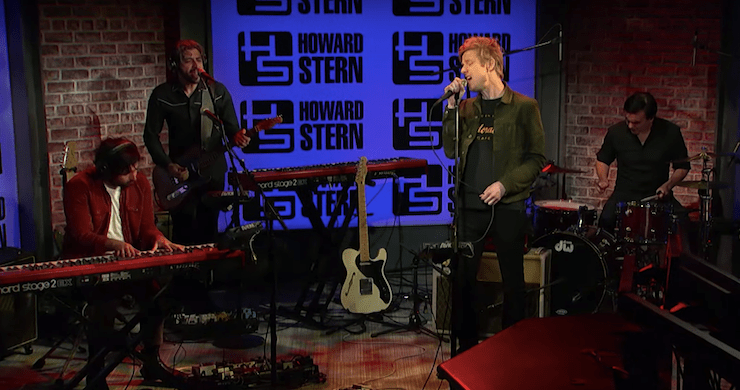 """Spoon Covers John Lennon's """"Isolation"""" On 'The Howard Stern Show' [Watch]"""