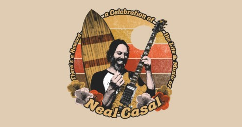 neal casal, neal casal tribute, there's a reward neal casal
