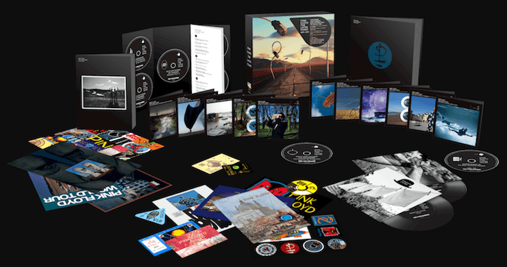 """Pink Floyd Shares Unreleased """"High Hopes"""" Demo From 'The Later Years' Box Set [Listen]"""