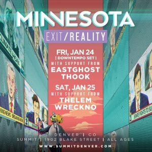 Minnesota Denver