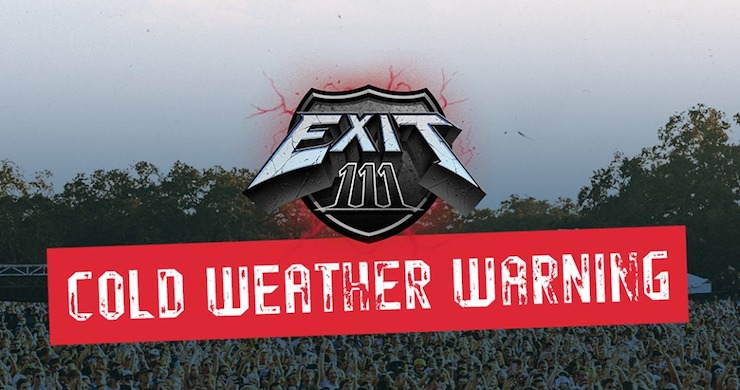 Fans Will Brave Chilly Temperatures At Inaugural Exit 111 Fest At Bonnaroo Site