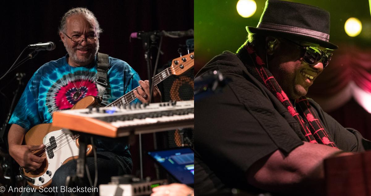 Melvin Seals & JGB With John Kadlecik, George Porter Trio Hit Brooklyn Bowl [Photos/Videos]