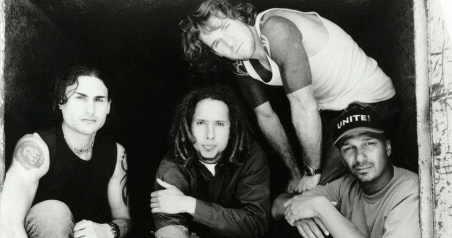 Rage Against The Machine Hints At Reunion Shares Five 2020 Dates