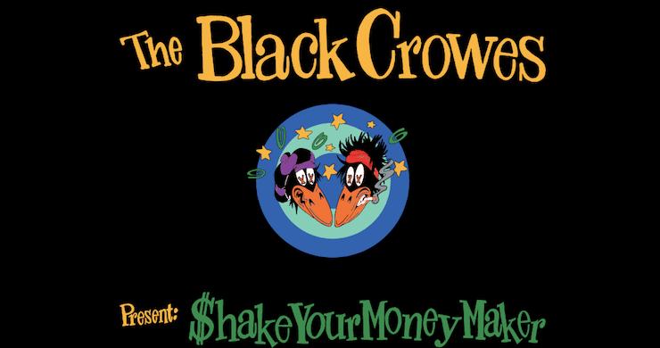 the black crowes, the black crowes 2020, the black crowes reunion, the black crowes reunion tour, the black crowes 2020 tickets, the black crowes tickets, the black crowes shake your money maker, the black crowes reunite