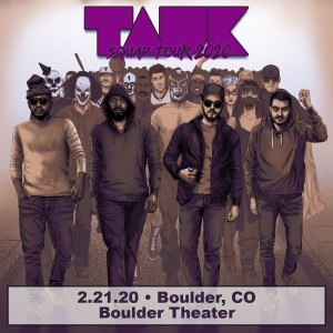 TAUK boulder theater