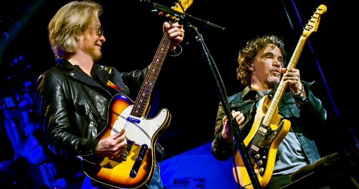 Hall & Oates Announce 2020 Tour Dates