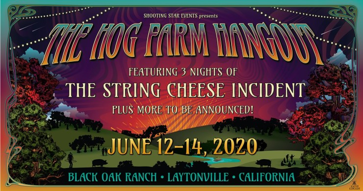 Hog Farm Hangout, Hog Farm Hangout String Cheese Incident