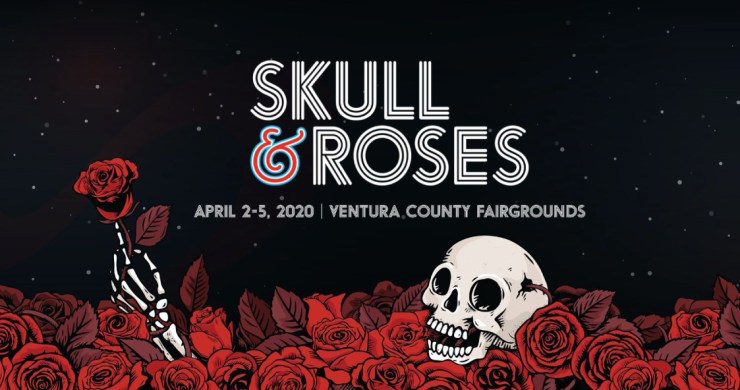 Skull & Roses, Skull & Roses Lineup, Ventura County Fairgrounds, Bill Kreutzmann, Billy & The Kids, Skull & Roses Tickets