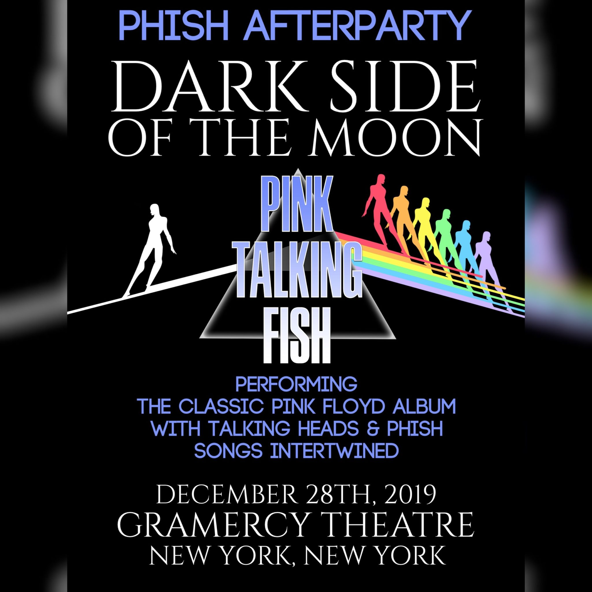 phish after party Pink talking fish