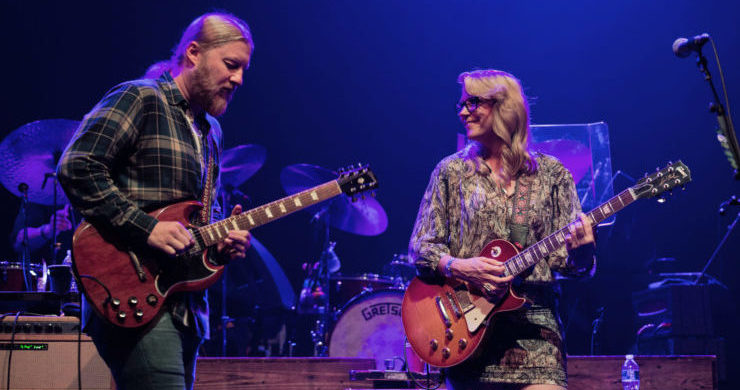 Tedeschi Trucks Band Announces 2020 'Wheels Of Soul Tour' With St. Paul And The Broken Bones, Gabe Dixon