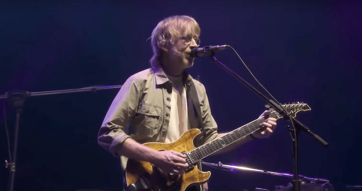"""The Phish From Vermont"" Wrap Charleston Run, 2019 Fall Tour With A Live Debut, Zero Repeats [Videos]"