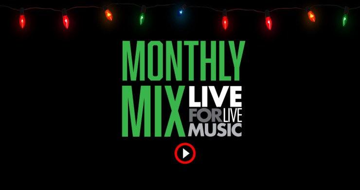 Monthly Mix December