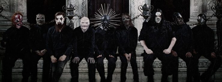 Slipknot, Evanescence, Knotfest, riot, Mexico, Forcefest