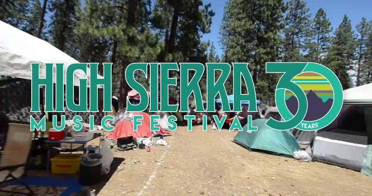 High Sierra Music Festival, High Sierra Initial lineup, Joe russo's almost dead, lettuce, the floozies, twiddle, spafford, cris jacobs