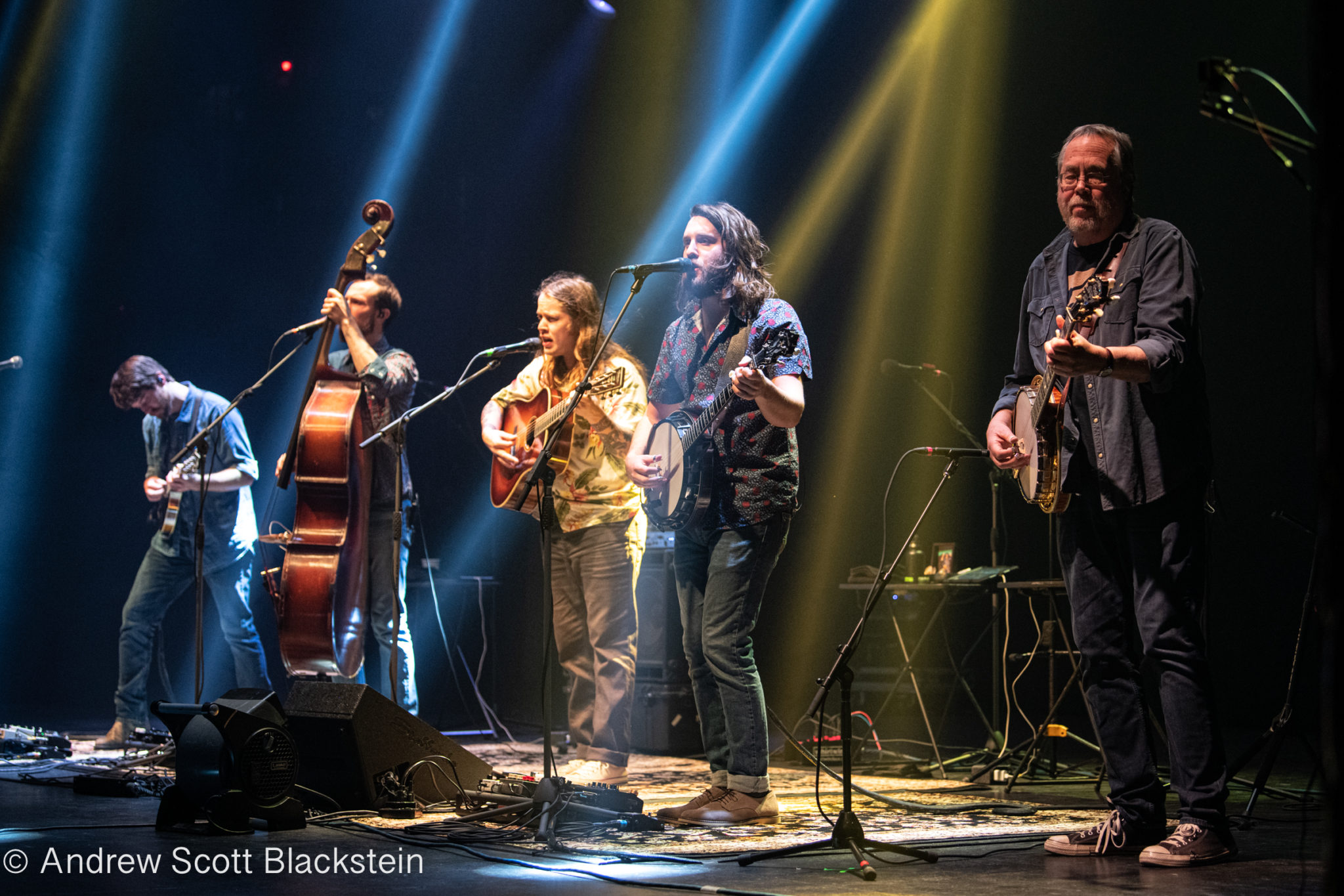 Billy Strings Welcomes Tony Trischka At Sold-Out Capitol Theatre Debut [Photos/Videos]