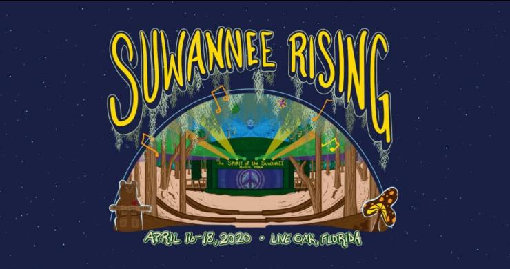 suwannee rising, suwannee rising 2020, suwannee rising phil & friends, suwannee rising lettuce, suwannee rising black pumas, suwannee rising tickets