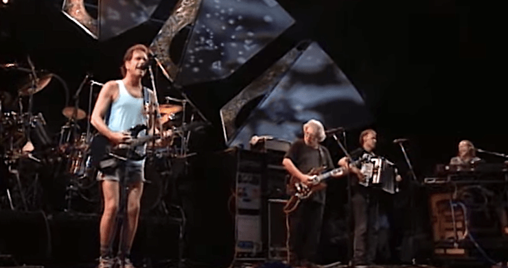 """Grateful Dead 'All The Years Live' Video Series: """"Feel Like A Stranger"""" Feat. Bruce Hornsby From From RFK Stadium 1993 [Watch]"""