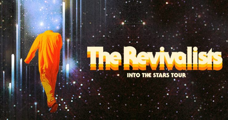 Into The Stars Tour, The Revivalists, The Revivalists Tour, The Revivalists Red Rocks, The Revivalists new tour dates